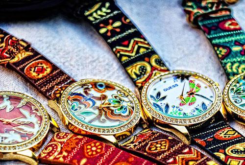 ساعت دخترانه سنتی لیزا