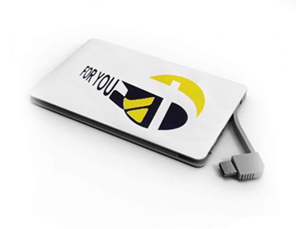 پاور بانک کارتی FOR YOU