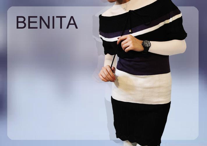 بافت دخترانه مدل Benita