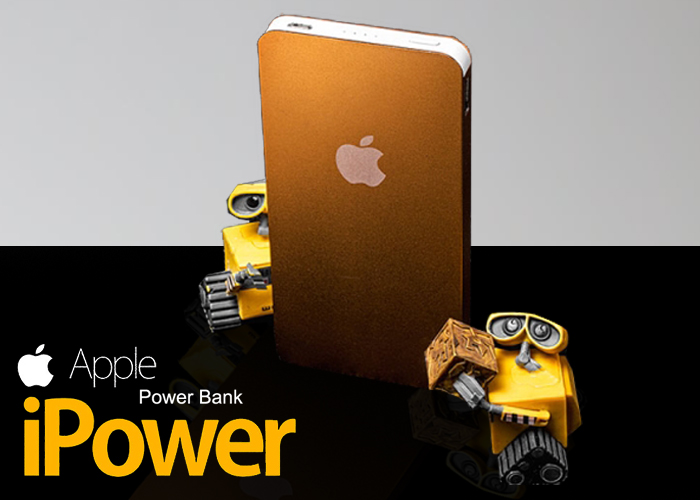 پاور بانک همراه طرح ipower