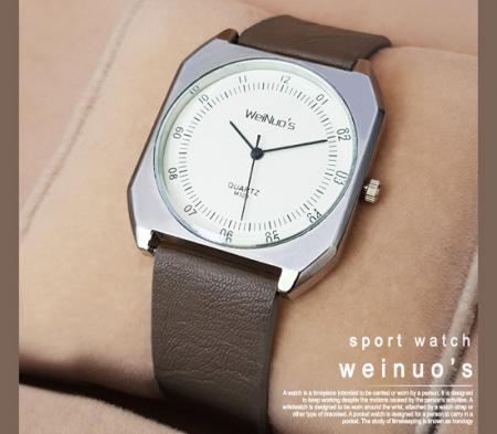 ساعت مچی اسپرت مدل  weinuos (طوسی)