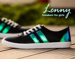 کفش دخترانه مدل Lenny