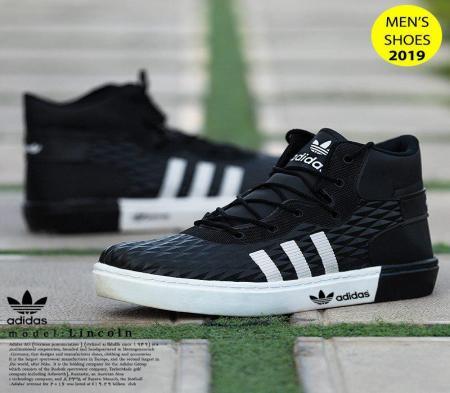 کفش مردانه adidas مدل Lincoln ( مشکی )