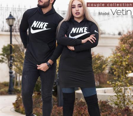 ست سویشرت زنانه و مردانه NIKE مدل Vetin