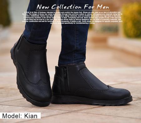 کفش مردانه مدل Kian