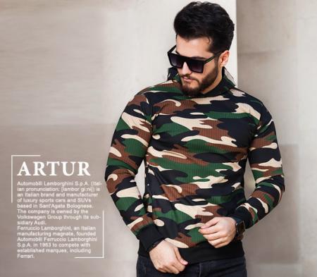 سویشرت مردانه مدل Artur