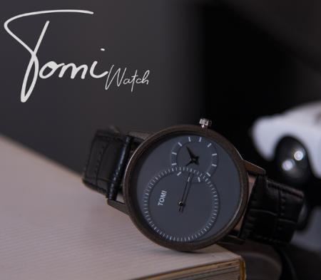 ساعت مچی مردانه Tomiمدل Noyan