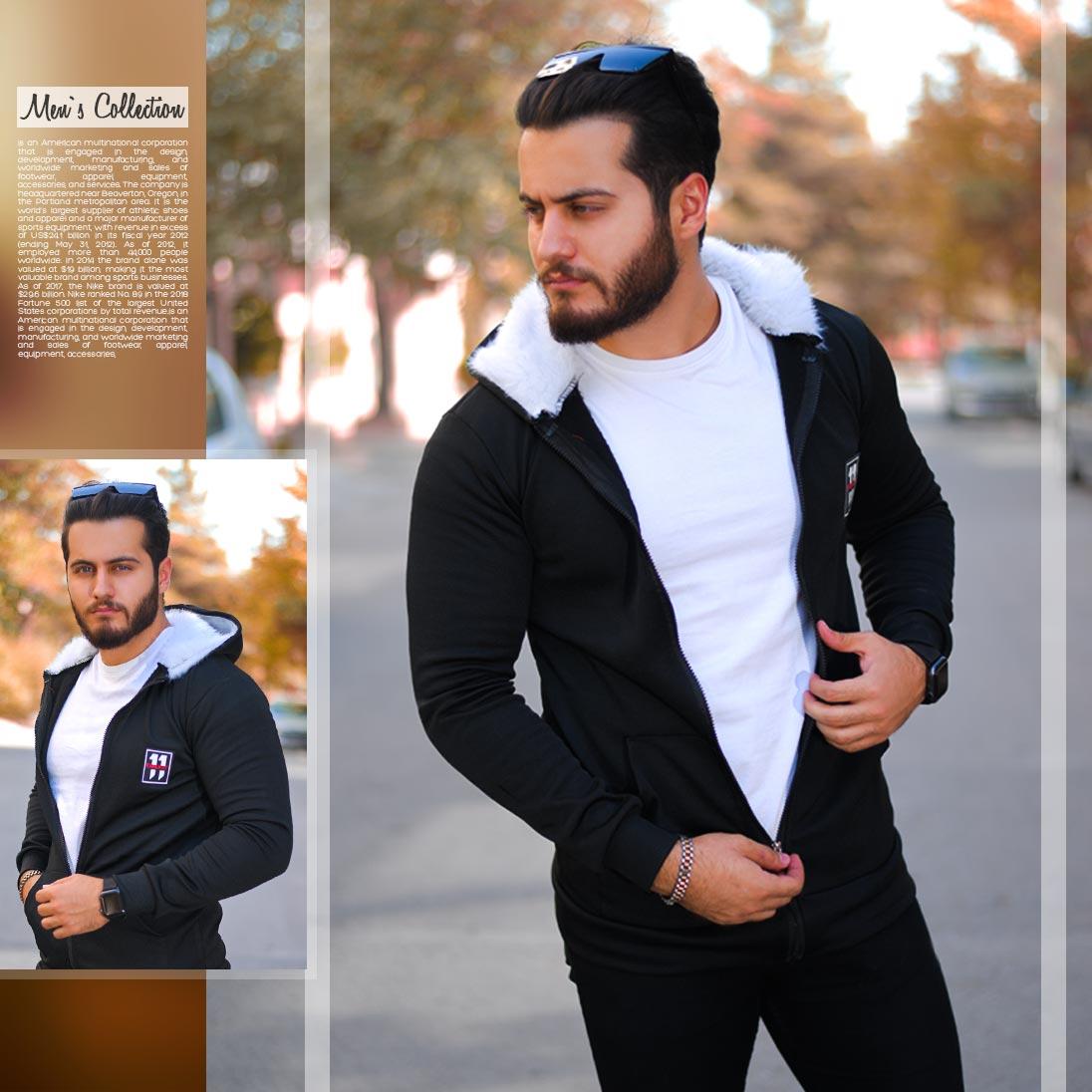 سویشرت مردانه Arzhan