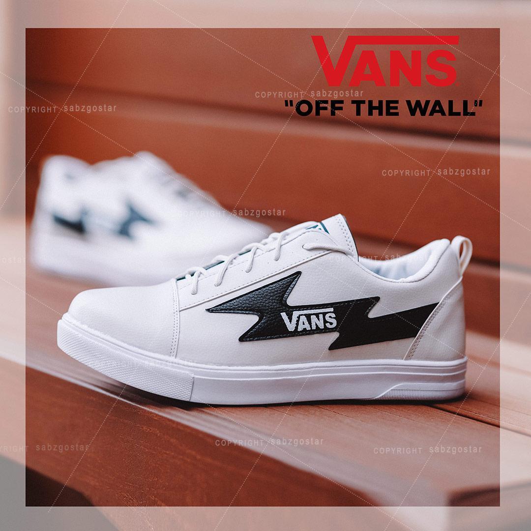 کفش مردانه Vans (سفید)