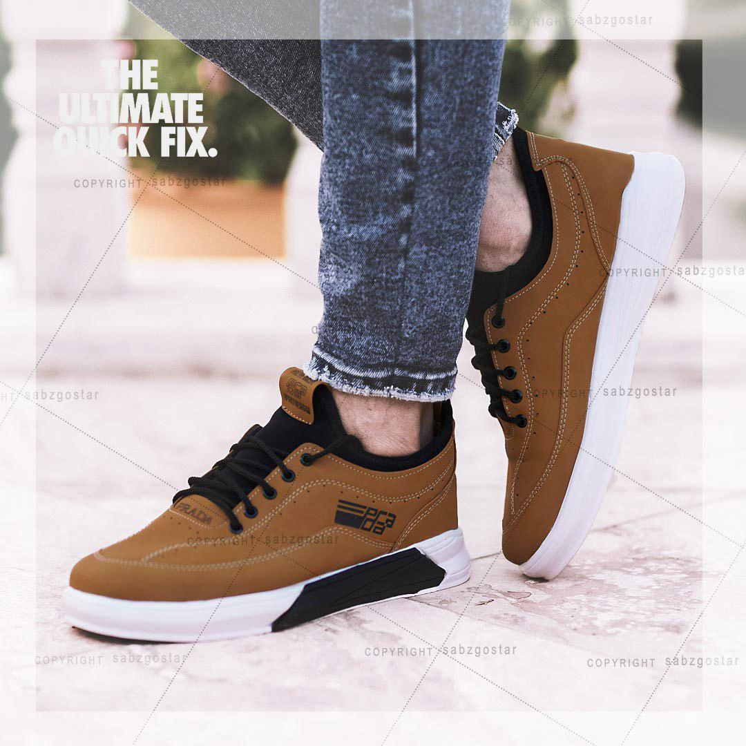 کفش اسپرت مردانه Zaff