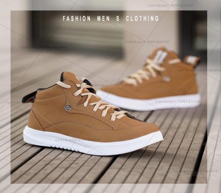 کفش مردانه Felz ( عسلی)