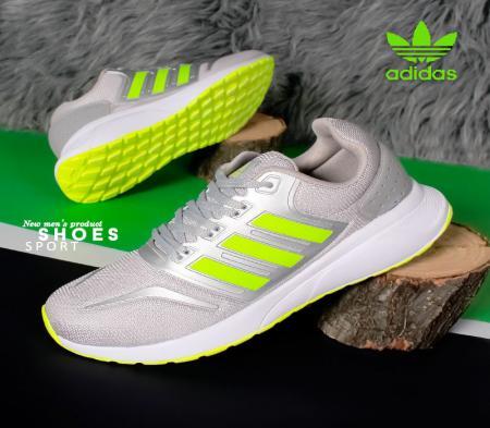 کفش مردانه adidas مدل Rezi(طوسی سبز)