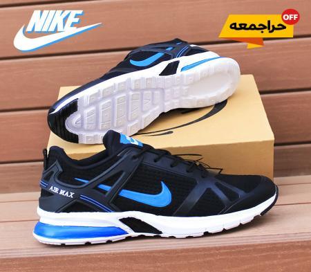 کفش مردانه Nike مدل Alke (مشکی آبی)