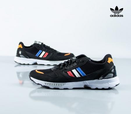 کفش مردانه adidasمدل TORSION(مشکی نارنجی)