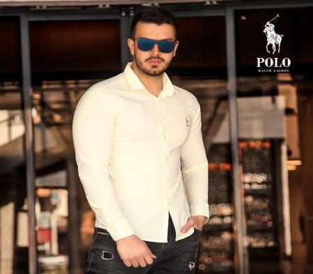 پیراهن مردانه Polo (لیمویی)